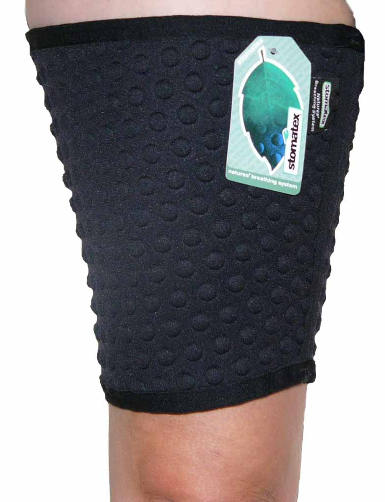 THIGH BRACE SUPPORT - BREATHABLE - £15.95 - Sizes available S, M, L & XL - (Fits Left / Right Thigh)