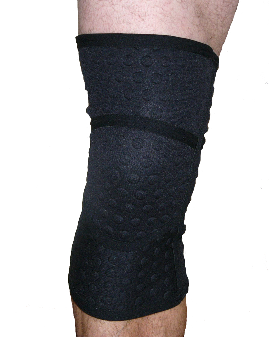 KNEE SLEEVE SUPPORT - BREATHABLE