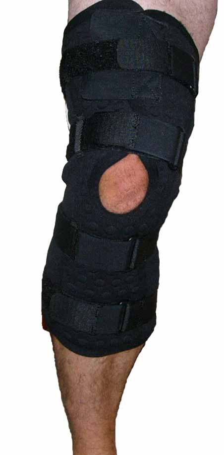 HEAVY DUTY KNEE BRACE & SUPPORT - MOBILITY AID - BREATHABLE
