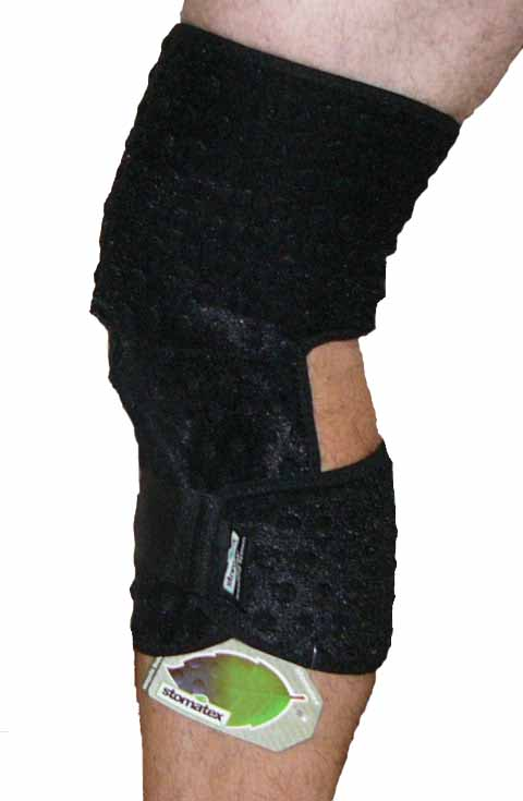 KNEE WRAP SUPPORT & BRACE - MOBILITY AID