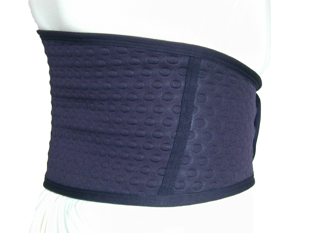 BACK & SPORTS SUPPORT BELT - FULLY BREATHABLE FOR EXTRA COMFORT