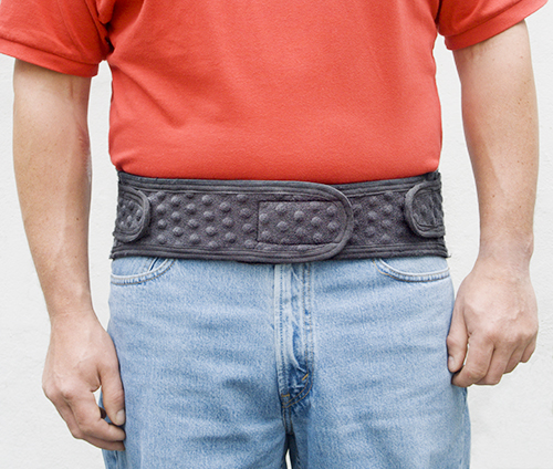 BACK SUPPORT SI BELT & BRACE - MOBILITY AID, FULLY BREATHABLE SOFT MATERIAL